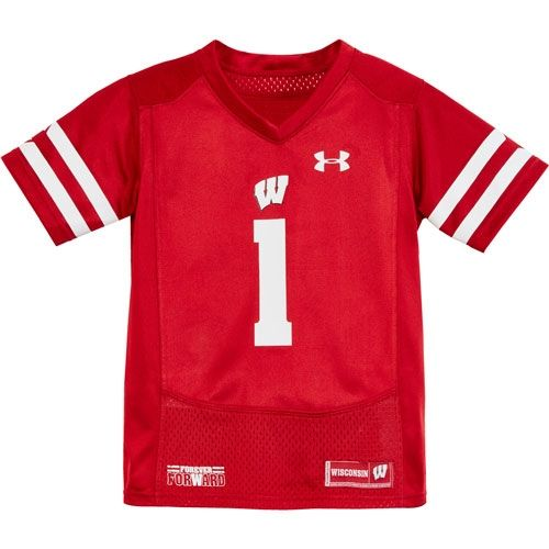 Wisconsin Badgers Under Armour Infant