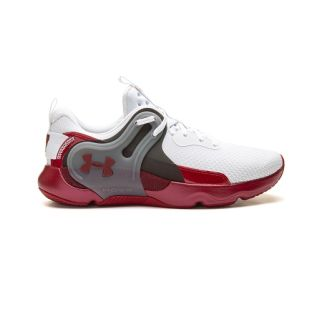 Wisconsin Badgers Under Armour HOVR Apex 3 Shoe