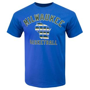 Milwaukee Royal State Basketball Short Sleeve T-Shirt
