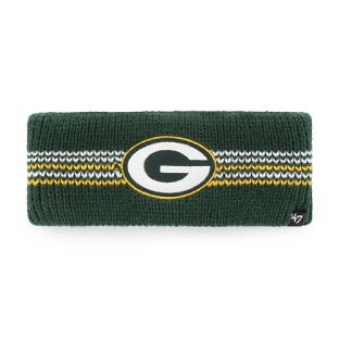 Green Bay Packers '47 Brand Green Women's Addison Headband