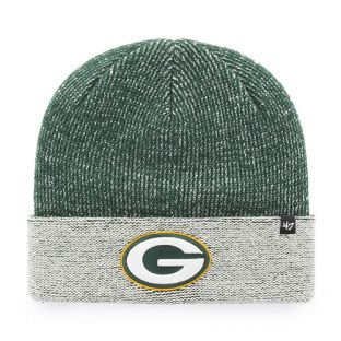 Green Bay Packers '47 Brand Green Hailstone Cuffed Knit