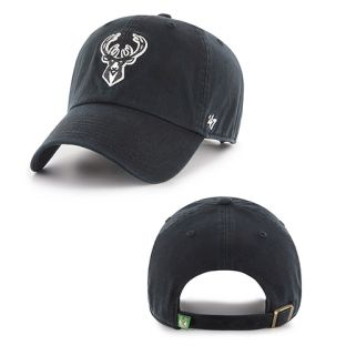 Milwaukee Bucks '47 Brand Icon Cleanup Adjustable Cap