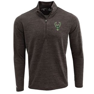 Milwaukee Bucks Antigua Bonsai 1/4 Zip