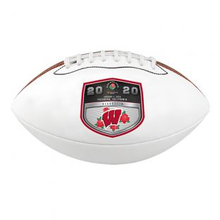 Wisconsin Badgers 2020 Rose Bowl Commemorative Football