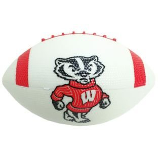 Wisconsin Badgers Glow In The Dark Nite Brite Football