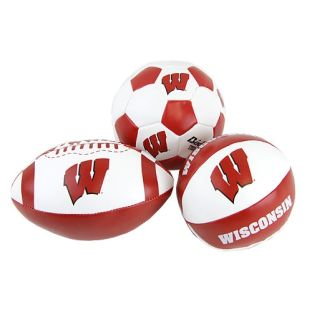 Wisconsin Badgers Mini Ball Set