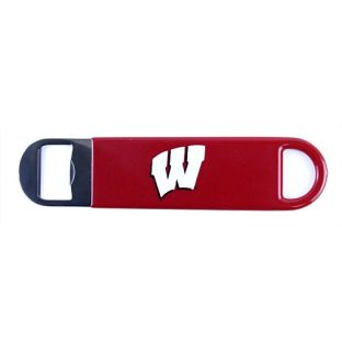 Wisconsin Badgers Longneck Bottle Opener