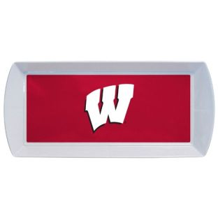 Wisconsin Badgers Relish Tray