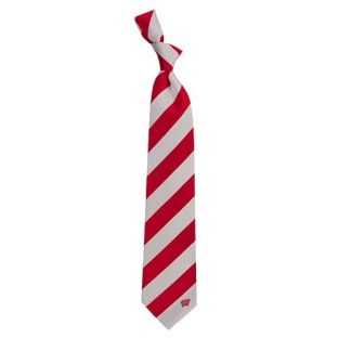 Wisconsin Badgers Regiment Tie