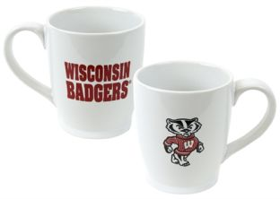 Wisconsin Badgers Kona Coffee Mug