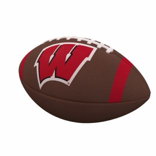 Wisconsin Badgers Full Size Composite Football