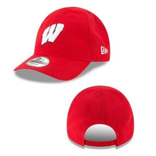 Wisconsin Badgers Infant My First 9TWENTY Cap