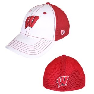 Wisconsin Badgers Youth Team Front Neo Hat