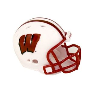 Wisconsin Badgers Pocket Sized Football Helmet