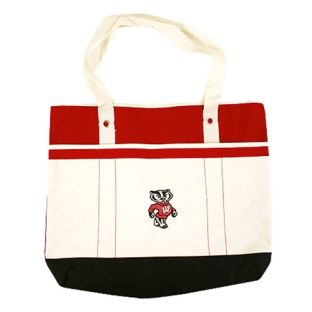 Wisconsin Badgers Bucky Tote Bag
