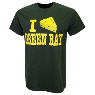I Cheese Green Bay T-Shirt