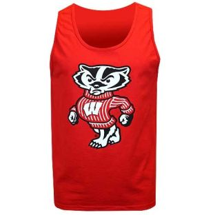 Wisconsin Badgers Ultra Tank Top