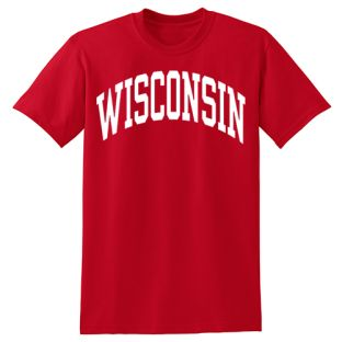 Wisconsin Arch T-Shirt