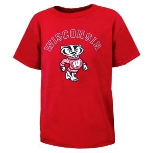 Wisconsin Badgers Toddler Bucky T-Shirt