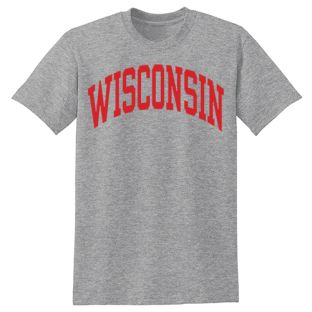 Wisconsin Youth Arch T-Shirt