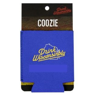 Drink Wisconsinbly Can Coozie