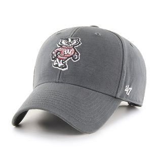 Wisconsin Badgers '47 Brand Bucky Legend MVP Adjustable Cap