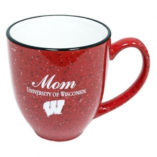 University of Wisconsin 18oz Mom Mocha Mug