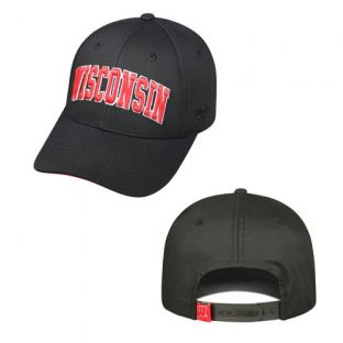 Wisconsin Badgers Arch Fresh Adj Snap Hat