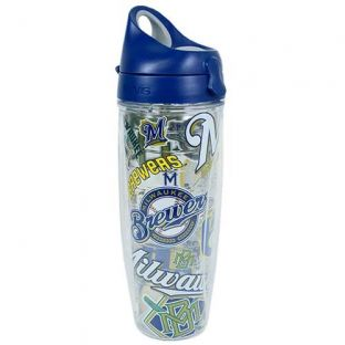 Milwaukee Brewers Tervis Tumbler Water Bottle