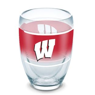 Wisconsin Badgers Tervis Stemless Wine Glass