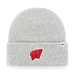 Wisconsin Badgers '47 Brand Brain Freeze Cuffed Knit