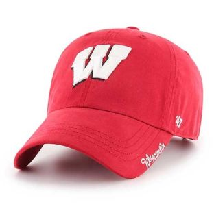 Wisconsin Badgers '47 Brand Women's W Miata Hat