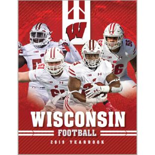 2019 Wisconsin Badgers Football Yearbook