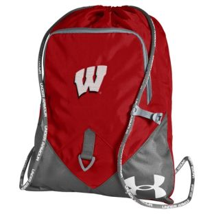 Wisconsin Badgers Under Armour Undeniable Sack Pack