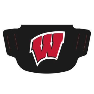 Wisconsin Badgers Wincraft Adult Fan Mask Face Covering
