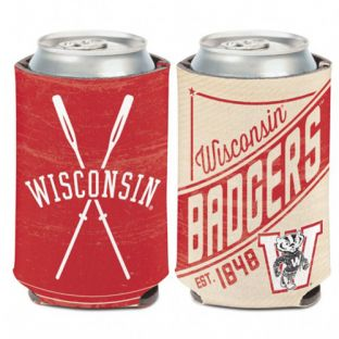 Wisconsin Badgers Wincraft Vault Can Cooler