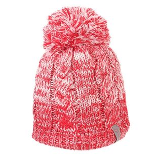 Wisconsin Badgers Zephyr Women's Sparkler Pom Knit