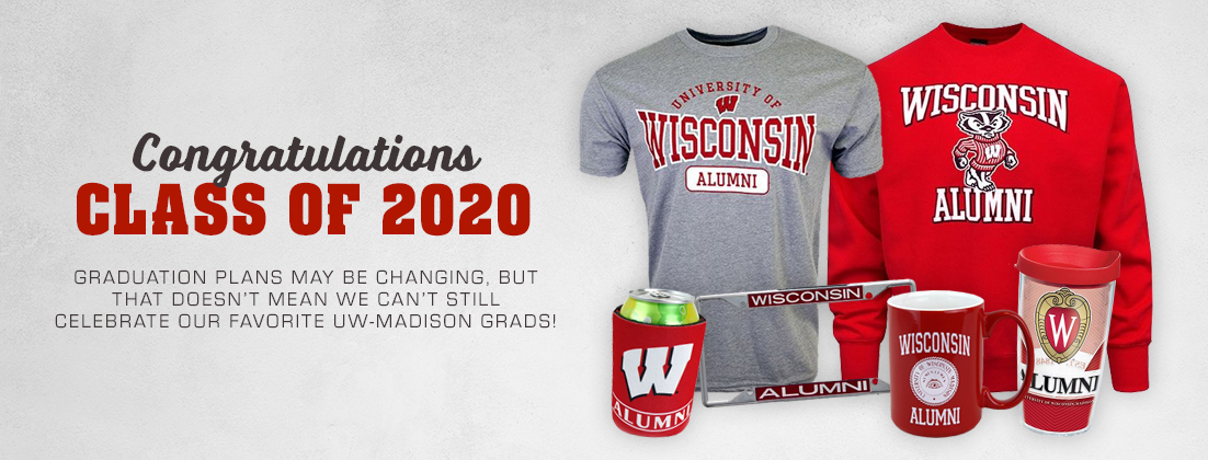 University of Wisconsin Graduation Alumni Gifts