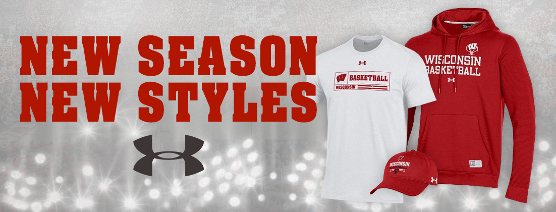 Wisconsin Badgers Basketball Gear