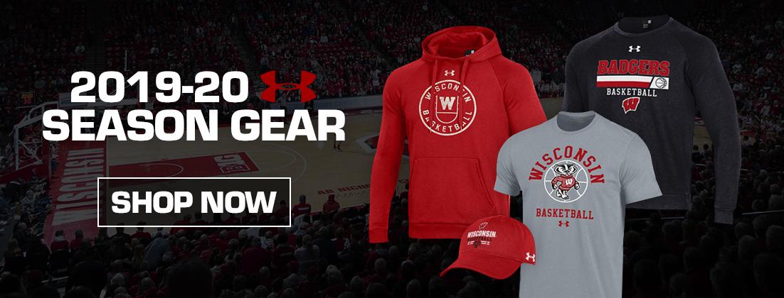 Wisconsin Badgers Basketball Fan Gear